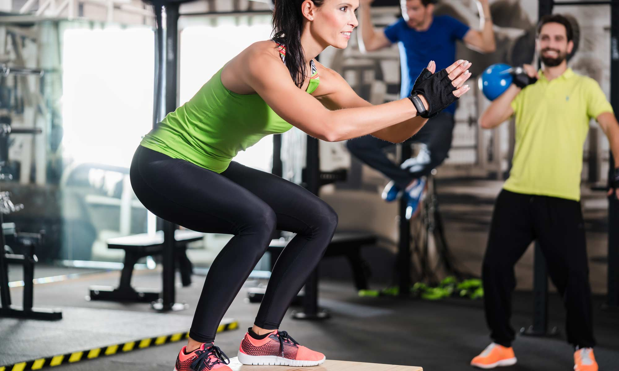 Dating FitnesstrainerGelegenheits-Dating-Klassiker